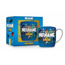 CANECA PORCELANA URBAN 360ML - MEU GAME FORT