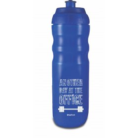 SQUEEZE TÉRMICA 550ML - FITNESS - ANOTHER DAY AT THE - AZUL